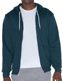 Unisex Flex Fleece Zip Hooded Sweatshirt